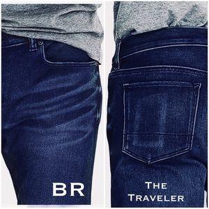 ❗️Banana Republic The Traveler Jeans